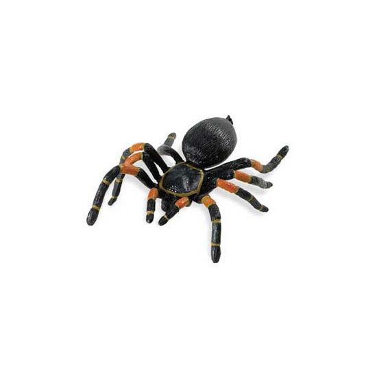 Plastic tarantula spin