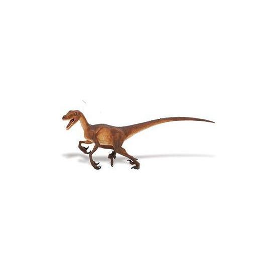 Plastic Velociraptor 21 cm