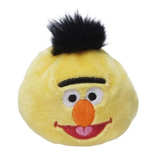 Pluche speelgoed bal Bert