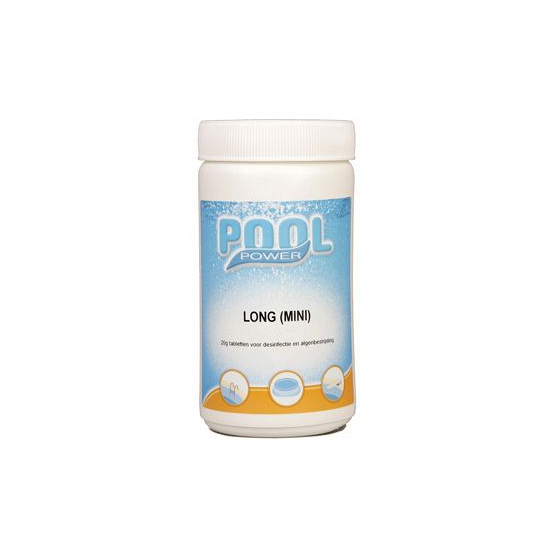 Pool Power desinfectie tabletten
