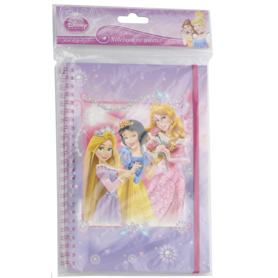 Princess 1 schrijfboekje