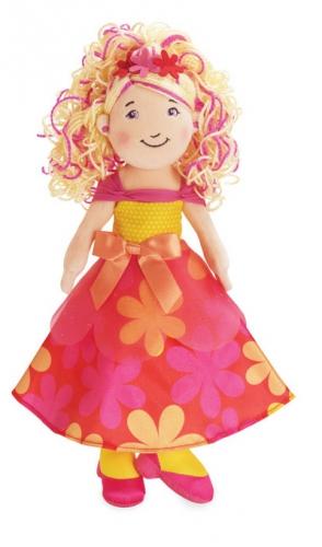 Prinsessen Dahlia pop van pluche