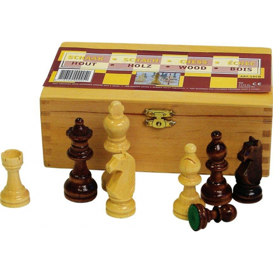 Professionele schaakstukken