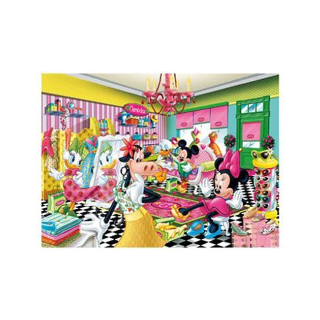 Puzzel van Minnie Mouse