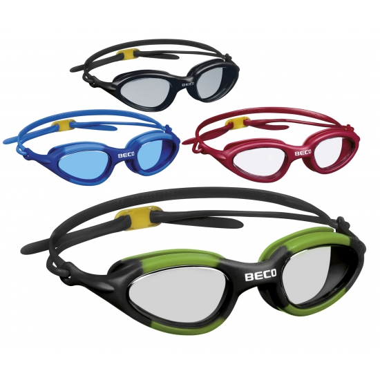 PVC zwembril met UV bescherming