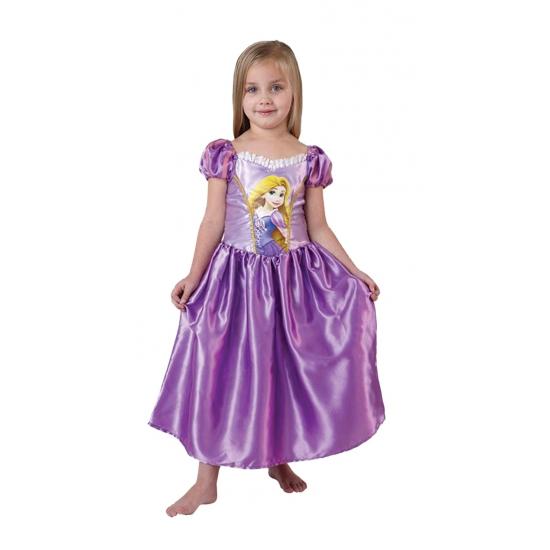 Rapunzel verkleed kostuum voor kinderen
