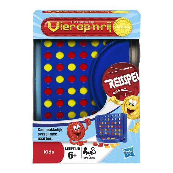Reis spel 4 op een rij