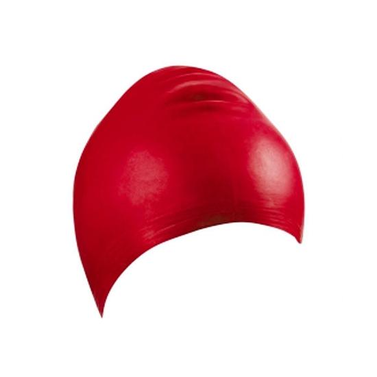 Rode badmuts