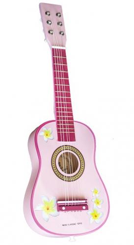 Roze gitaren 60 x 19 x 5.5 cm