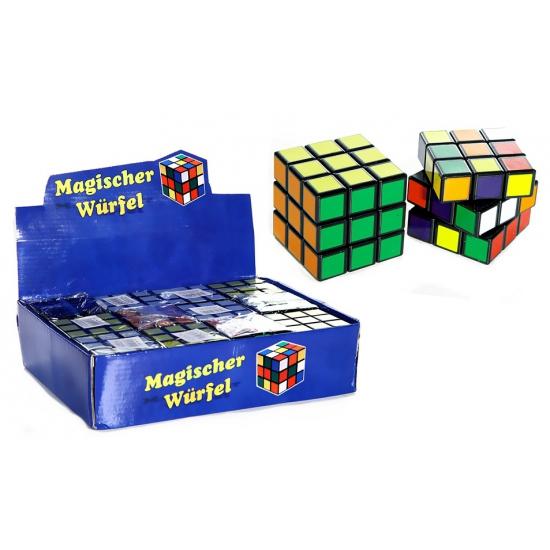 Rubiks puzzel kubus