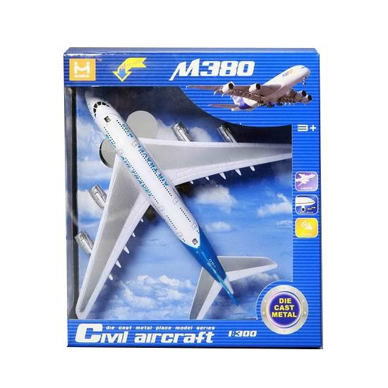 Schaalmodel vliegtuig M380
