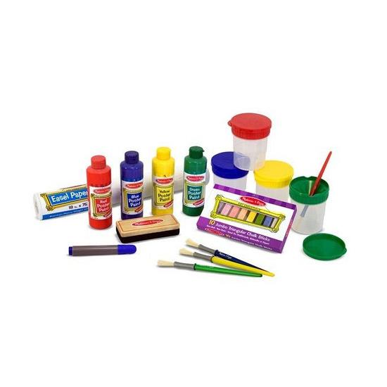 Schildersezel set 29 items