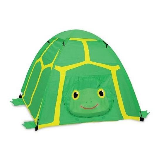 Schildpadden tent voor kinderen