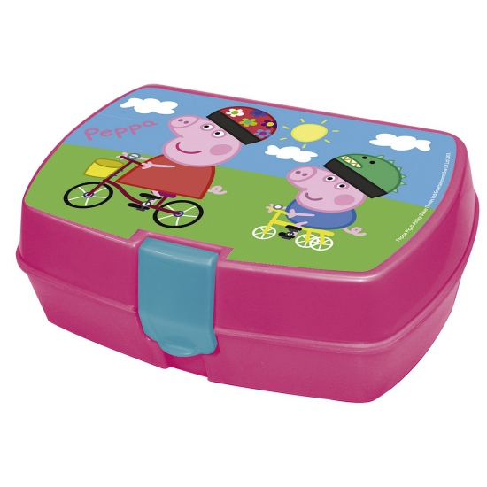 School lunchbox van Peppa