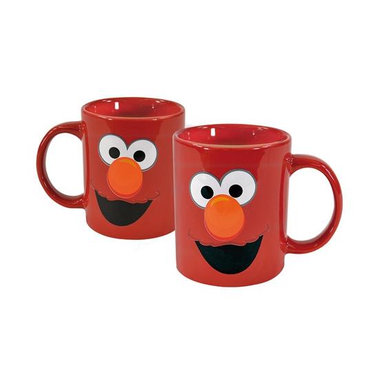 Sesamstraat Elmo mok