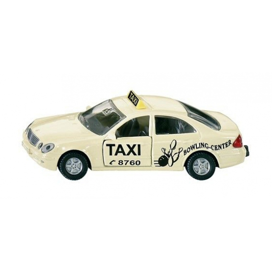 Siku Mercedes taxi modelauto