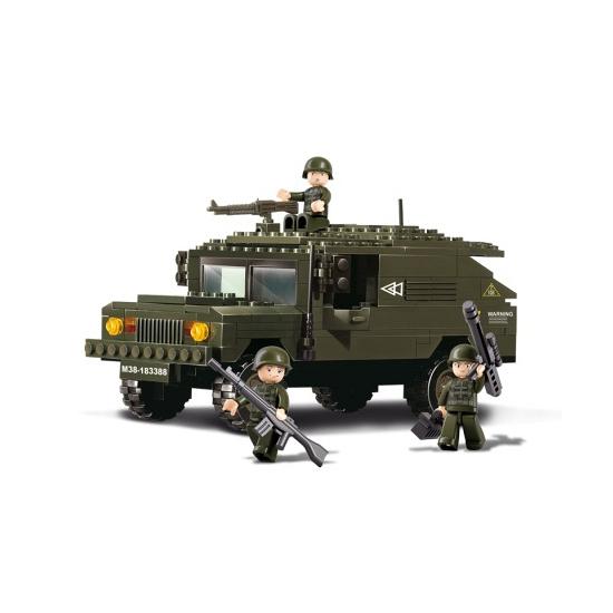 Sluban army terreinwagens