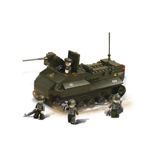 Sluban pantservoertuig