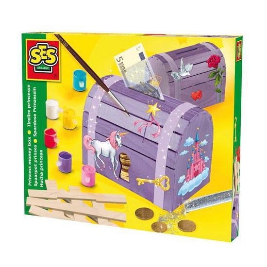 Spaarpot bouwpakket prinsessen thema
