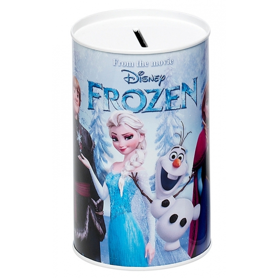 Spaarpot Disney Frozen model 1
