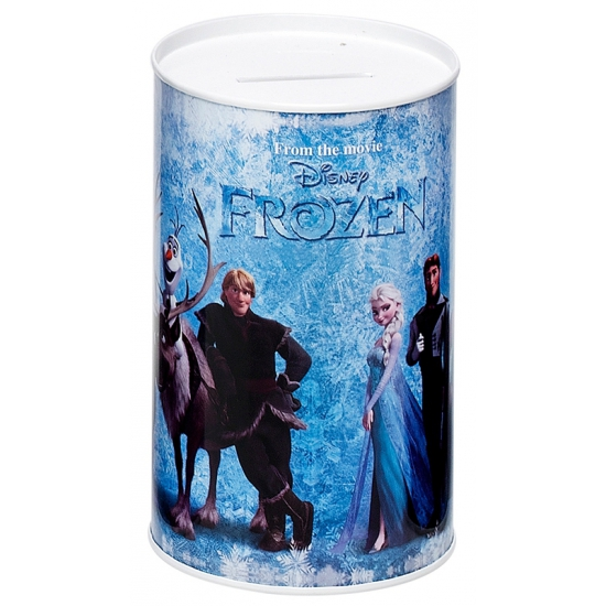 Spaarpot Disney Frozen model 3