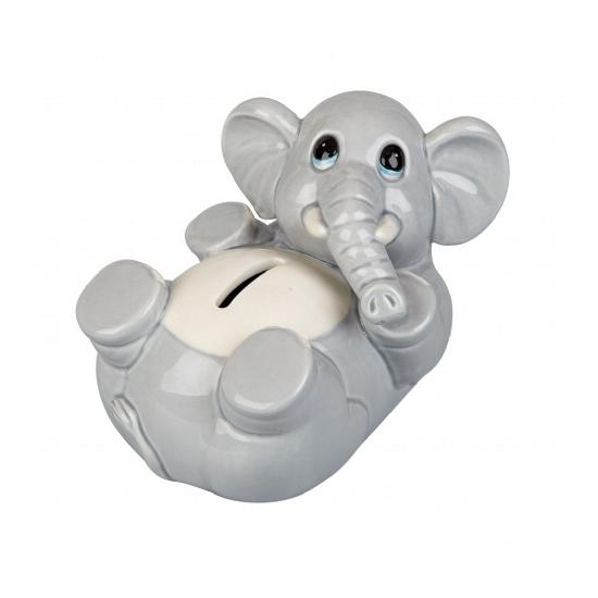 Spaarpot olifant 15 cm