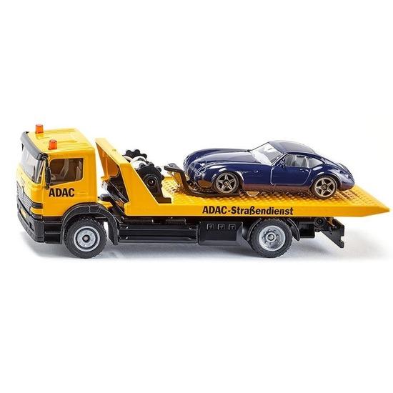 Speel sleepauto met pickup truck