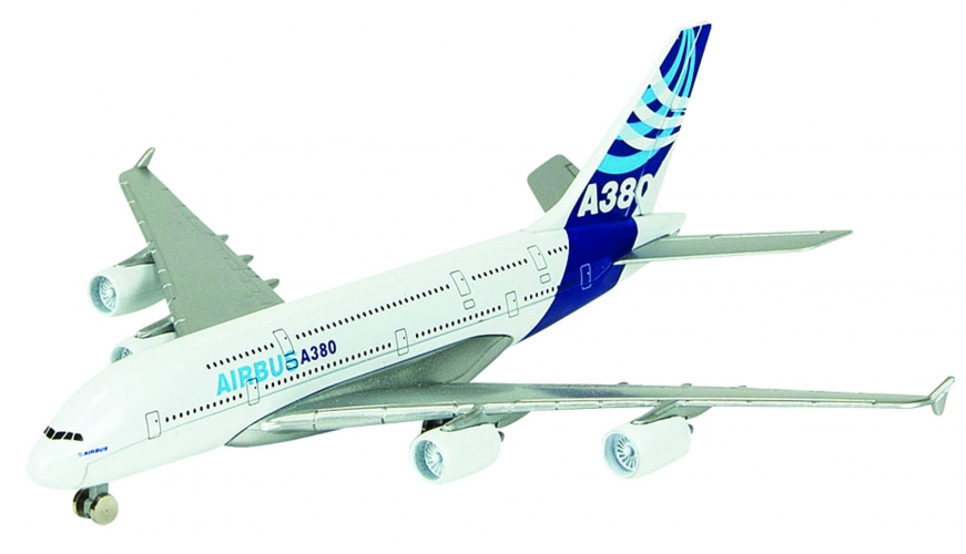 Speelgoed Airbus A380