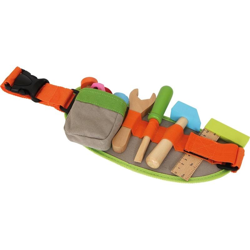 Speelgoed gereedschap riem 13 delig