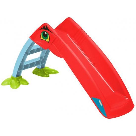 Speelgoed glijbaan vogel 135 cm