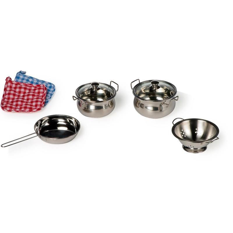 Speelgoed kook set 8 delig