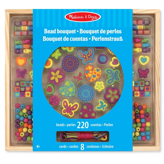 Speelgoed kralenset Bouquet Deluxe