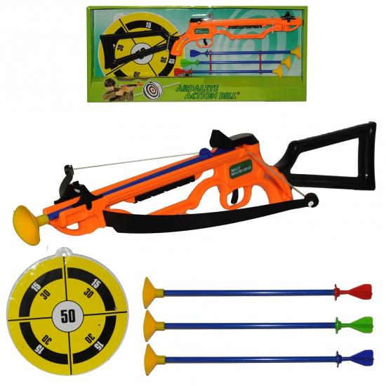 Speelgoed kruisboog voor kinderen