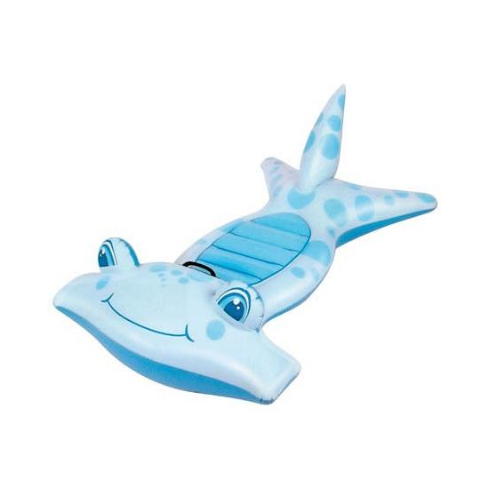 Speelgoed opblaas hamerhaai