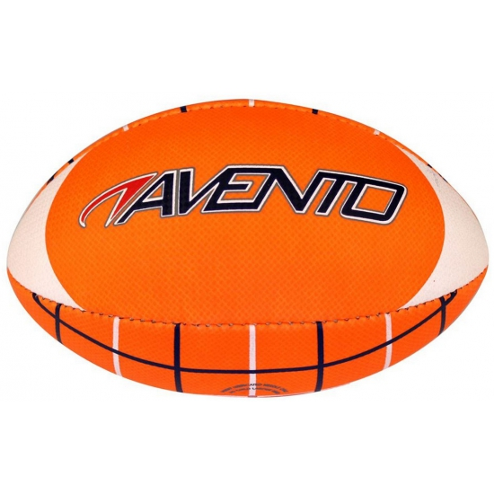 Speelgoed oranje american football