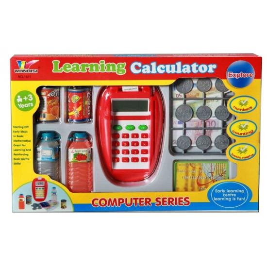 Speelgoed pinautomaat met accessoires