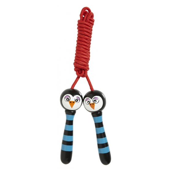 Speelgoed pingiun springtouw 2.15 m