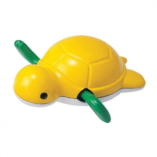 Speelgoed plastic schildpad waterdier