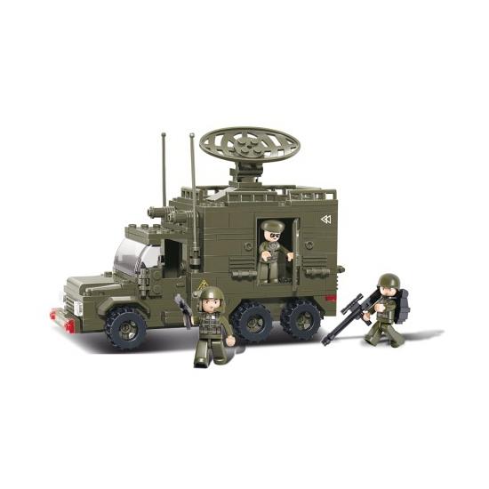 Speelgoed radarvoertuig