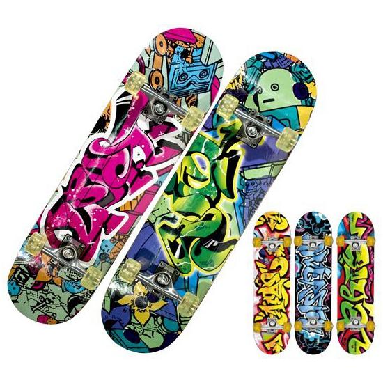 Speelgoed skateboard groot