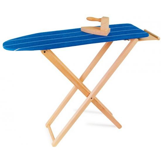 Speelgoed strijkplank van hout
