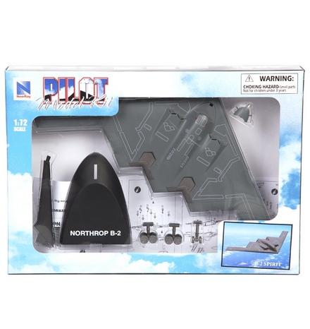 Speelgoed vliegtuig B 2