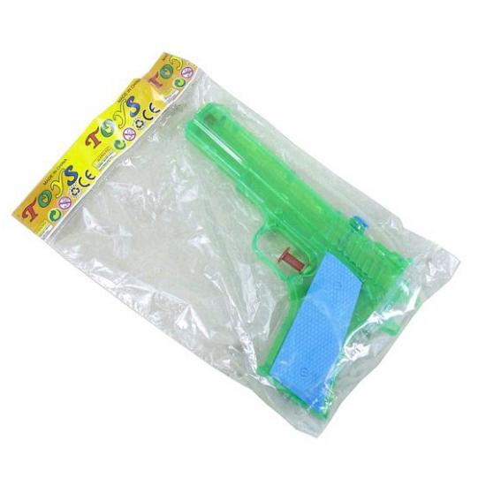 Speelgoed waterpistool 18 cm