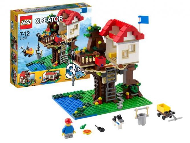 Speelset Lego Creator huizen
