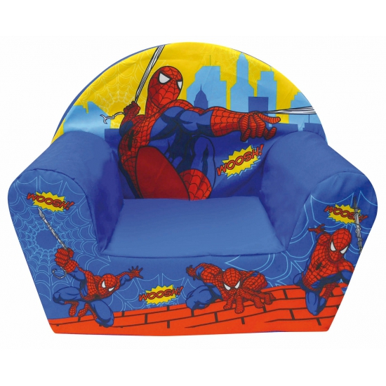 Spiderman kinderkamer stoel