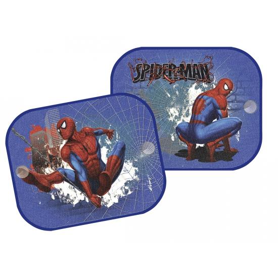 Spiderman zonneschermen voor de auto