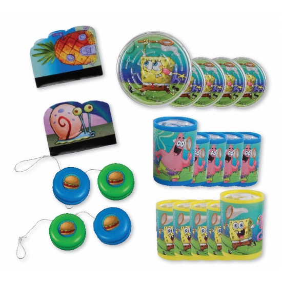 Spongebob uitdeel speelgoed