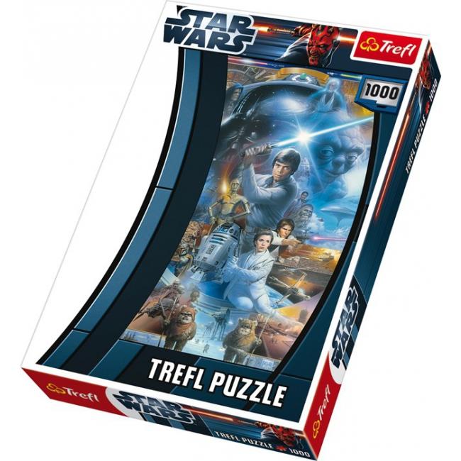 Star Wars foto puzzels 68 x 48 cm