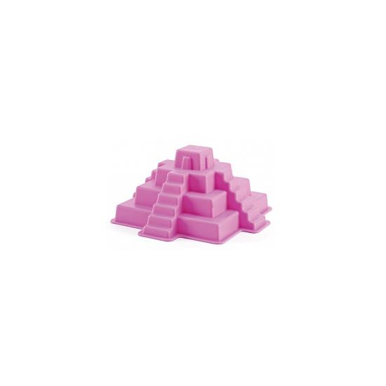 Strand speelgoed maya piramide zandvorm