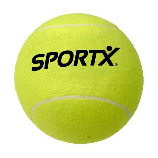 Tennisballen SportX 13 cm